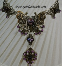 Filigree Necklace