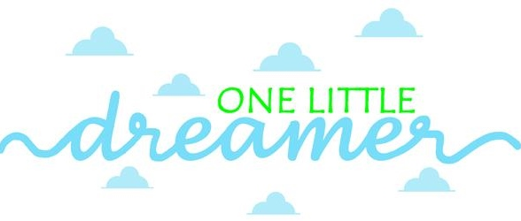 One Little Dreamer Banner