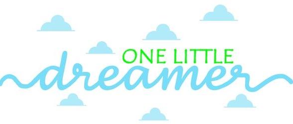 One Little Dreamer Banner