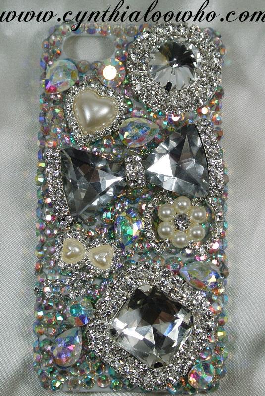 Iphone 5 3D Bling case ... 78ffb5997b8d