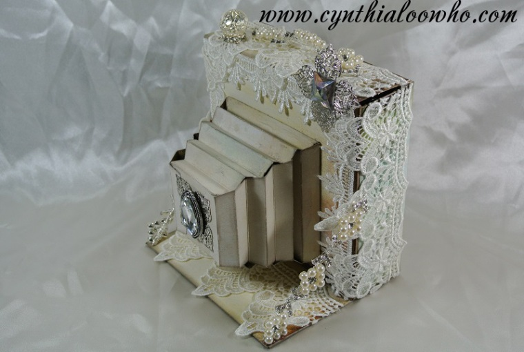 Vintage Camera Box
