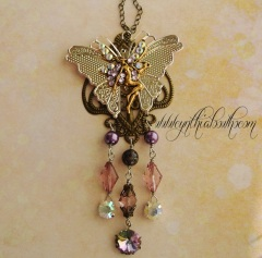 Crystal Fairy Necklace