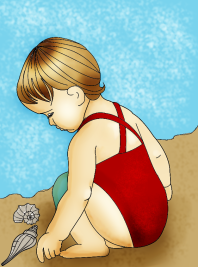beachbabycolored